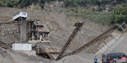 内江加利矿业时产500-600吨
