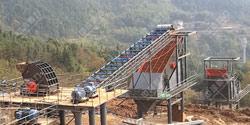 湖南醴陵时产300吨碎石骨料