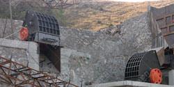 河南南阳时产500吨石料破碎