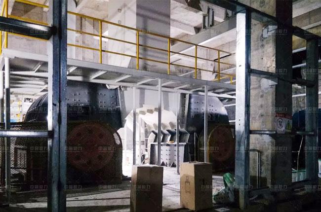 常德伟厦新材料年产1000万吨砂石骨料生产线