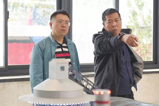 了解中誉鼎力五位一体循环建材产业园项目