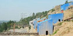 山西大同时产800吨石料生产线