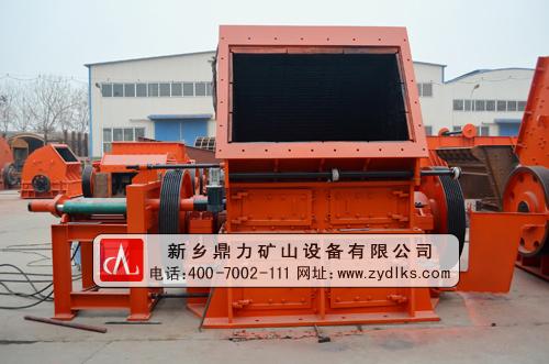 式破碎机转型促水泥产业链延伸