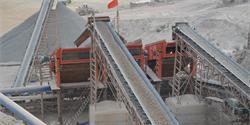 河南禹州时产600吨石料生产线