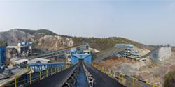 河南安阳中联时产2500吨石料