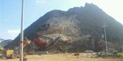 贵州安顺平坝时产300吨砂石