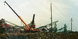 贵州贵阳中磊城投建材时产400吨