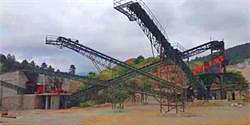 江西萍乡时产800-1000吨石料生产