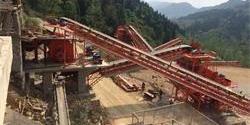 江西宜春时产500吨石料生产线