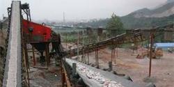 湖北咸宁时产400吨石料生产