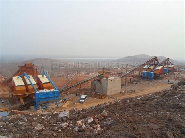 安徽淮北时产1300-1500吨石料生产线