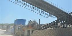 河北邢台临城时产800吨水泥骨料
