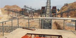 四川时产1500吨石料生产线安