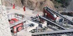 安徽滁州凤阳时产1200吨石子