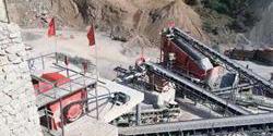 宁夏固原时产800吨石料生产