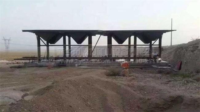 新疆时产200吨石料生产线