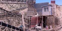 甘肃兰州双墩时产500吨石料