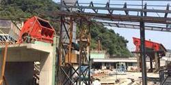 四川省宜宾市时产1000吨石料