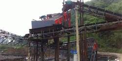 四川宜宾县兴文县时产300吨石料
