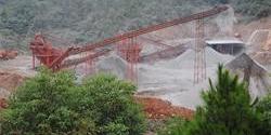 四川地区时产1600吨石料生产
