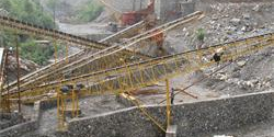 四川省时产1500吨石料生产线