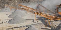 四川省时产500吨石料生产线