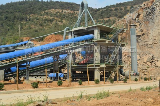 节能环保砂石生产线
