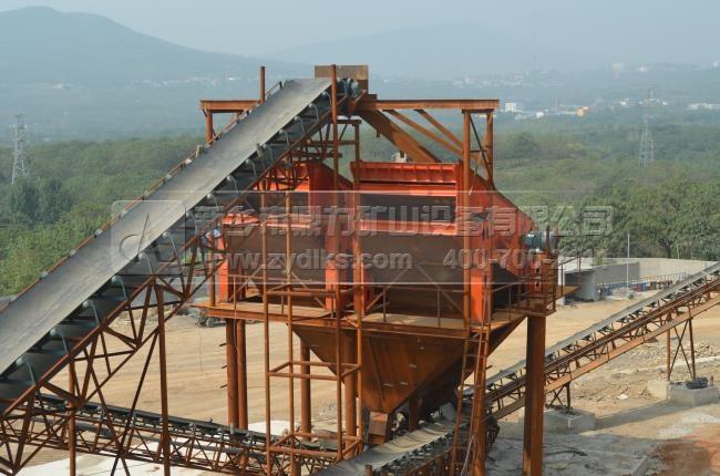 宜昌时产600吨石料生产线