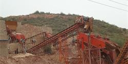 贵州遵义时产600吨石料生产线