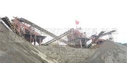 内江市威远县日产1500吨砂石