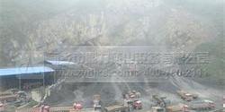时产500-800吨石子生产线设