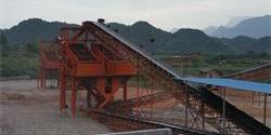 江西宜春路通集团时产600-800吨