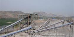 驻马店恒强矿业时产3000吨砂石