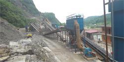 四川雅安长鑫建材日产五千吨石料