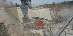 云南保山时产200吨石灰石破碎生