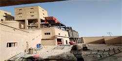 宁夏赛马水泥时产300吨改建