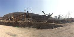 三门峡时产800吨采石场生产线现
