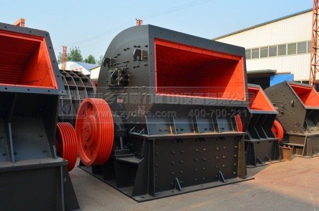 锤式破碎机设备结构优势及保养要求