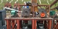 驻马店时产5000吨大型碎石场生产