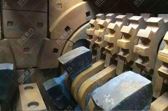 单段锤式破碎机锤头如何选择_新乡市鼎力矿山设备有限