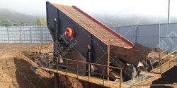 宁夏固原PCZ1510重型锤式破碎机