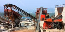 河南许昌时产600吨石料厂生