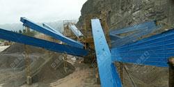 云南昭通高原石材时产600-800吨