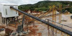 云南玉溪白家山时产600吨石场生