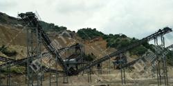 湖南常德时产600-700吨石子