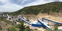 山西长治时产800-1000吨砂石