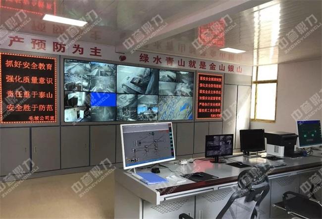 智能管理系统在重庆砂石企业的运用