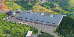 湖北咸宁时产千吨大型环保碎