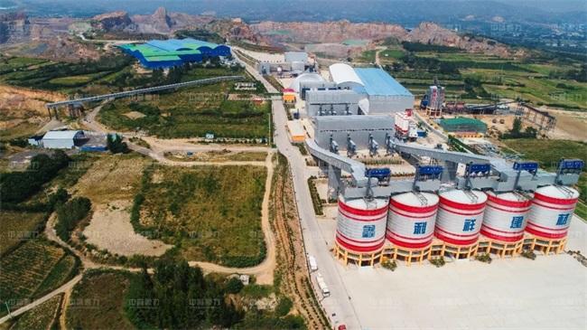 河南禹州大型环保建材项目落成,时