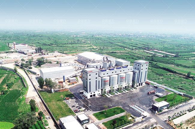 卫辉市蓝天环保材料有限公司年产200万吨环保砂石骨料生产线
